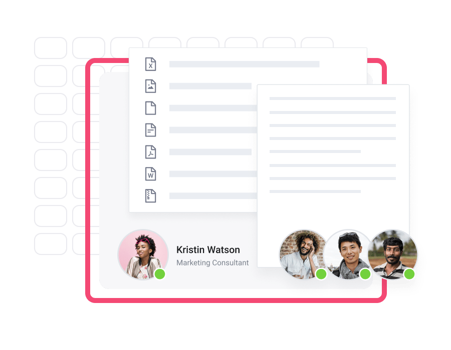 nucleus document sharing